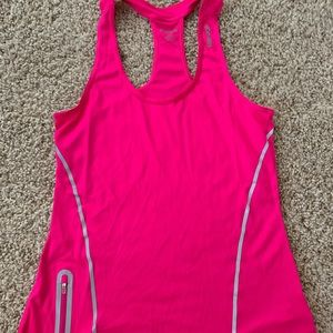 Reebok running tank top